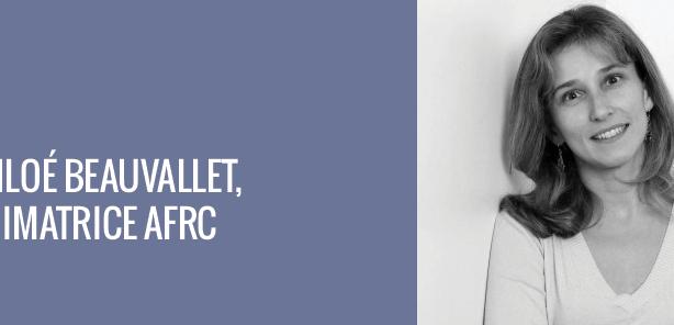 Interview de Chloé Beauvallet, animatrice AFRC