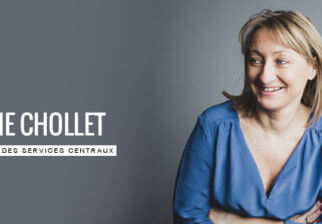 Interview d'Anne-Marie Chollet, DAF chez Loyalty Company