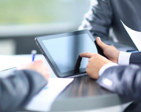 La tablette au service du développement business