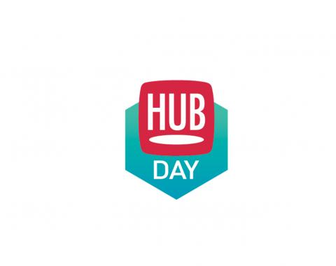 Logo Hub Day
