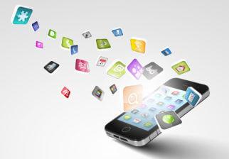 Les différentes applications mobiles