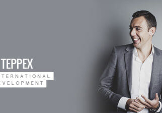 Tommaso Teppex, directeur international du business developpement