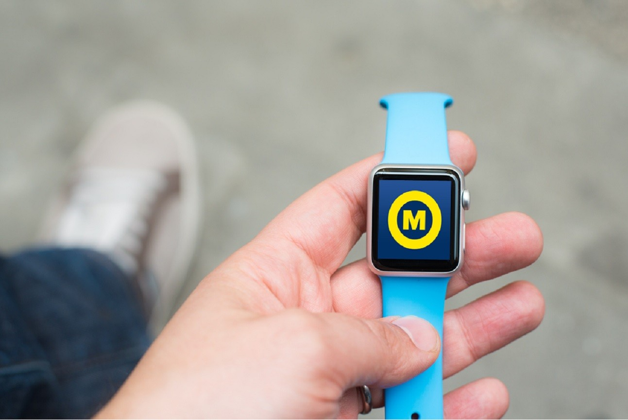 apple watch, BtoB, commerce connecté