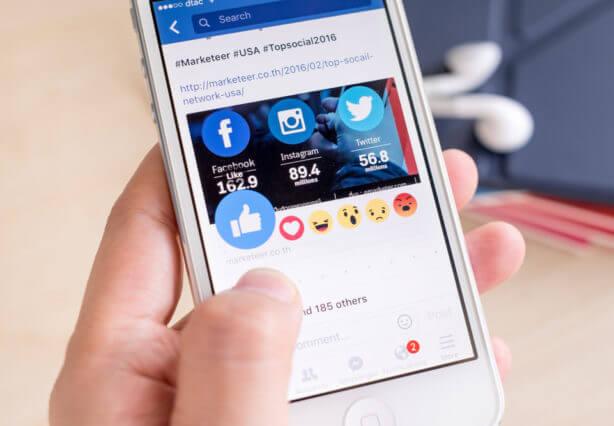 Utilisation de Facebook dans une stratégie de contenus B2B
