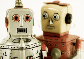 Deux robots