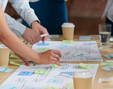 Le collaboratif au service de l'innovation