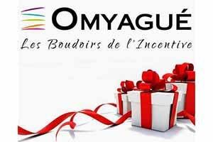 omyague événement cadeaux b to b