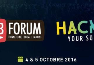 Le Hubforum organisé par le Hub Institute