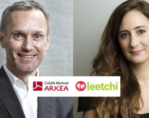 Interview croisé du Crédit Mutuel Arkéa et Leetchi