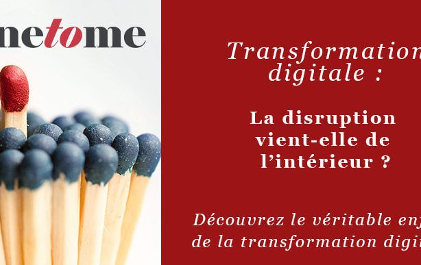 la transformation digitale one to me