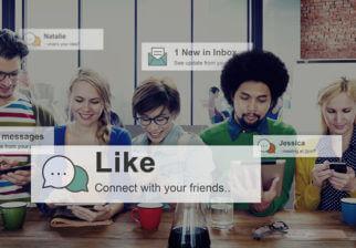 Relation client sur les social medias