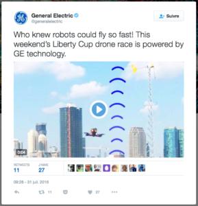 GE - stratégie de contenus