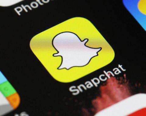 social media snapchat results