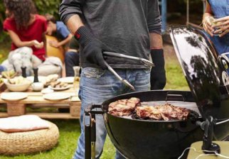 Barbecue de Weber