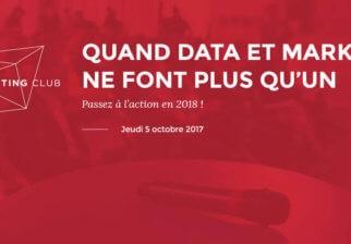 FMC #4 : Quand data et marketing ne font plus qu'un