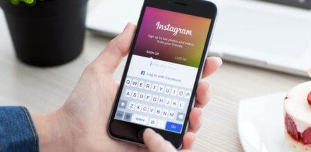 Instagram filtres et lives
