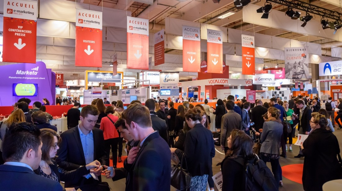 Les v nements marketing de l 39 ann e 2018 - Salon big data paris ...