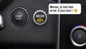 Mum button