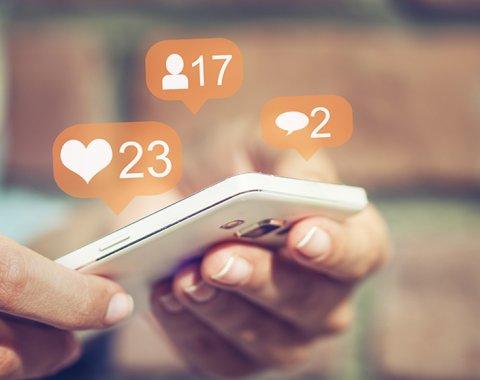 infographie les chiffres du social selling