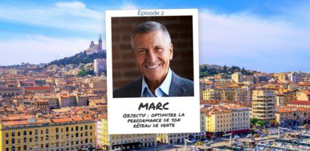 Personas en vacances - Marc