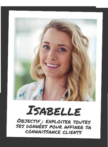 Portrait Persona Isabelle