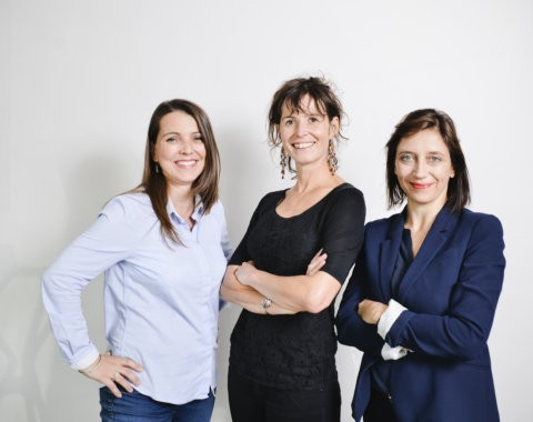 Nos trois nouvelles directrices d'agence