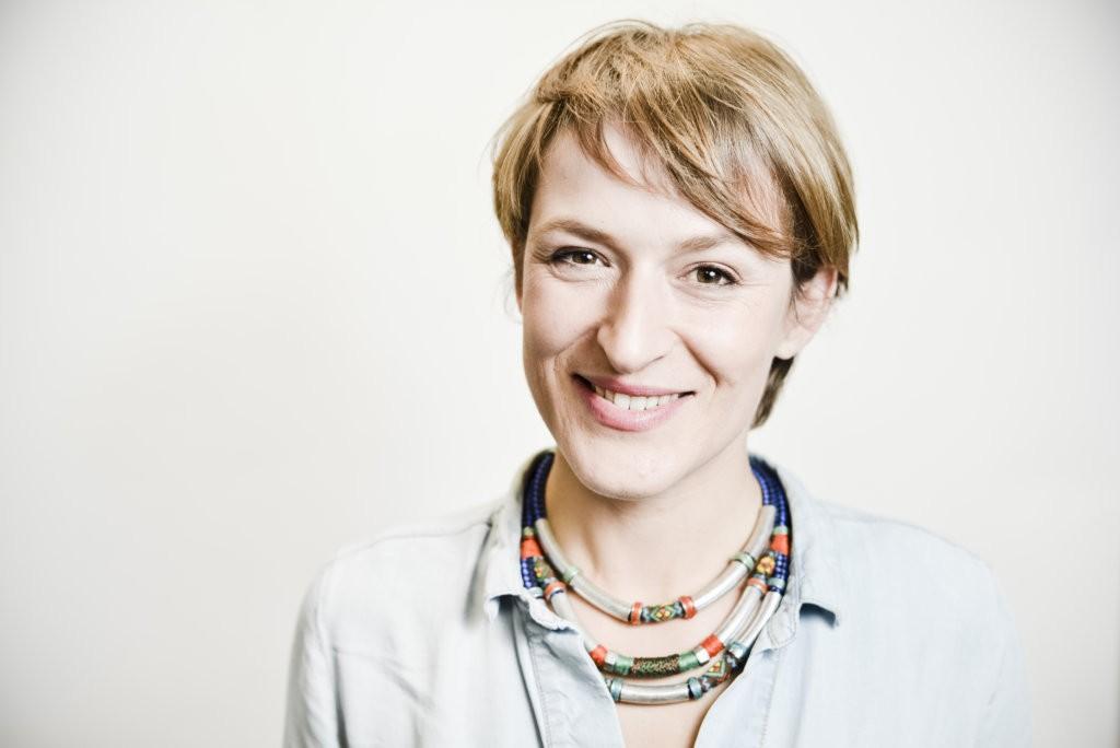 Nouvelle Directrice de création : Sandrine Fonteneau