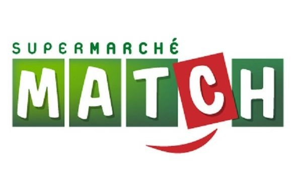 Logo supermarches match