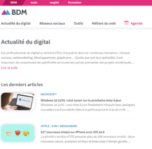 Brand content B2B-Exemple 1